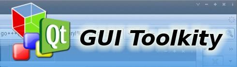 Toolkity pro tvorbu grafických uživatelských rozhraní