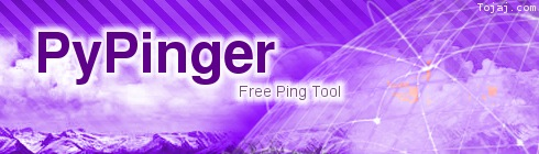 PyPinger - Free Ping Tool