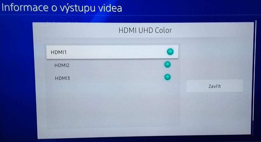Jak zapnout podporu HDR na televizích Samsung | Tojaj's Blog